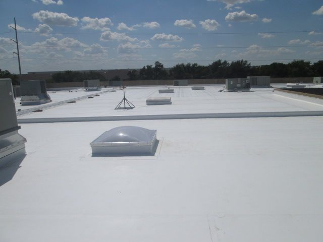 Carlisle TPO Roofing Material