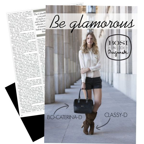 """Be glamorous"" by bosi-accesorios on Polyvore"