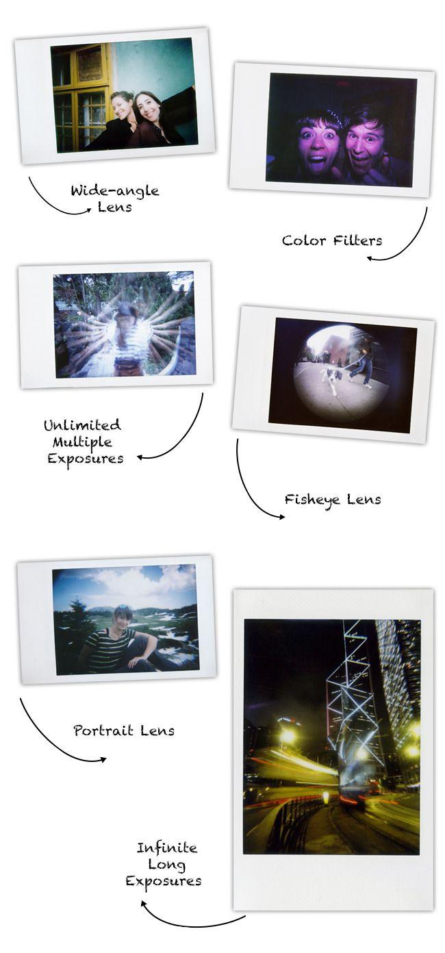 The Lomo'Instant Camera by Lomography — Kickstarter