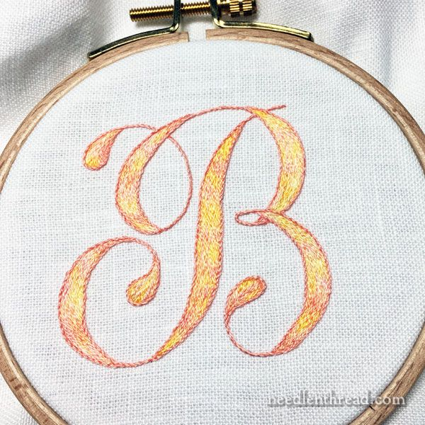 Two Stitches, Two Threads, & Done Today – NeedlenThread.com