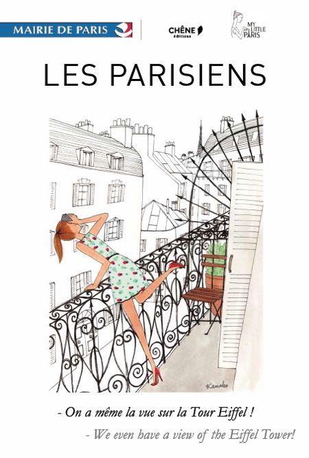 Creative Review - Illustrating Paris Life
