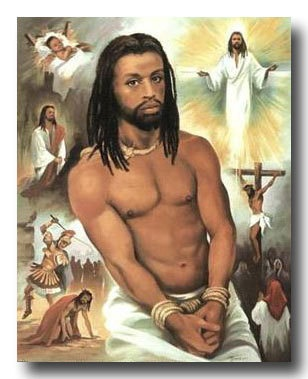 African American Art Print Black Jesus | eBay  Only $9.95 on eBay!