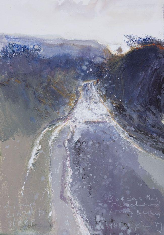 'The journey is my home.' ~ Muriel Rukeyser | Artist, Kurt Jackson