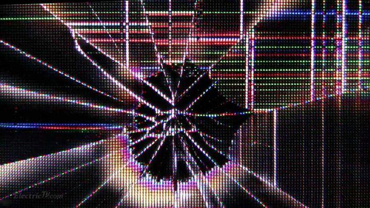 TV Screen Distortion