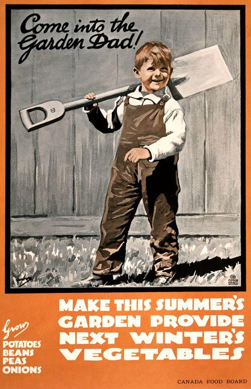 257 best Vintage Garden Posters images on Pinterest