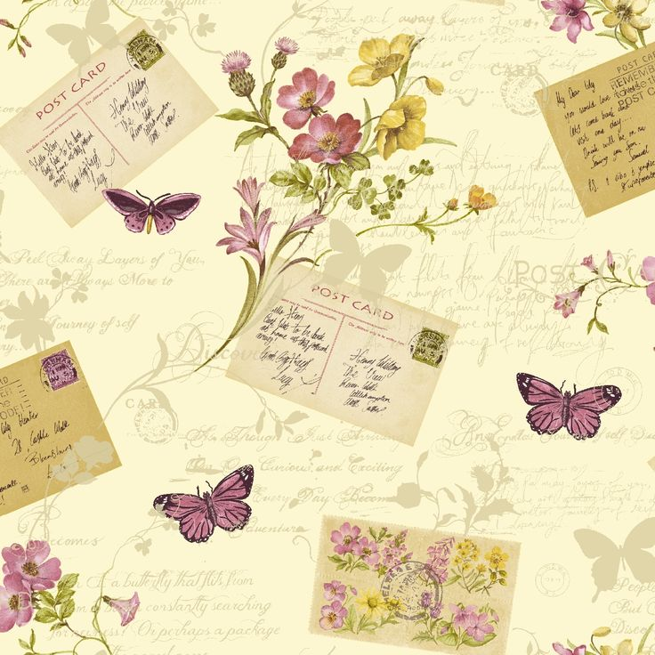 Sophie Conran for Arthouse - Reflections, Postcards Home 950904 by Arthouse