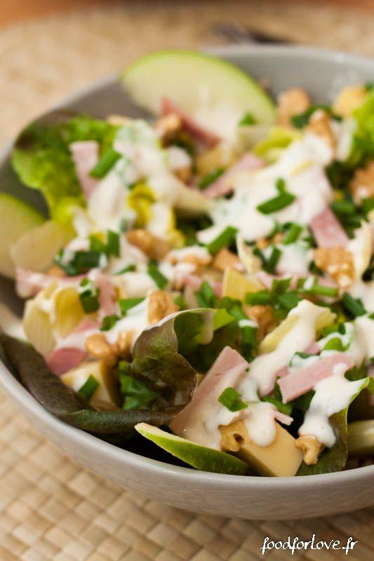 salade endive jambon noix pomme-2