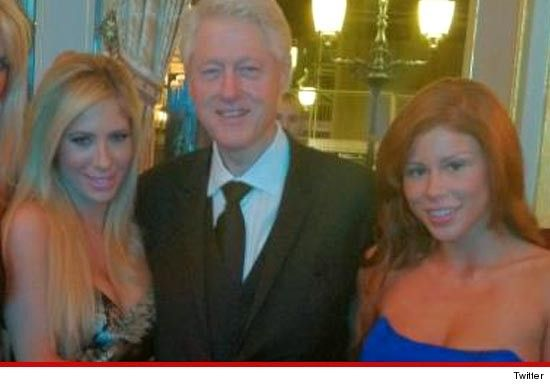Bill Clinton: I did NOT ave sex with these women.....