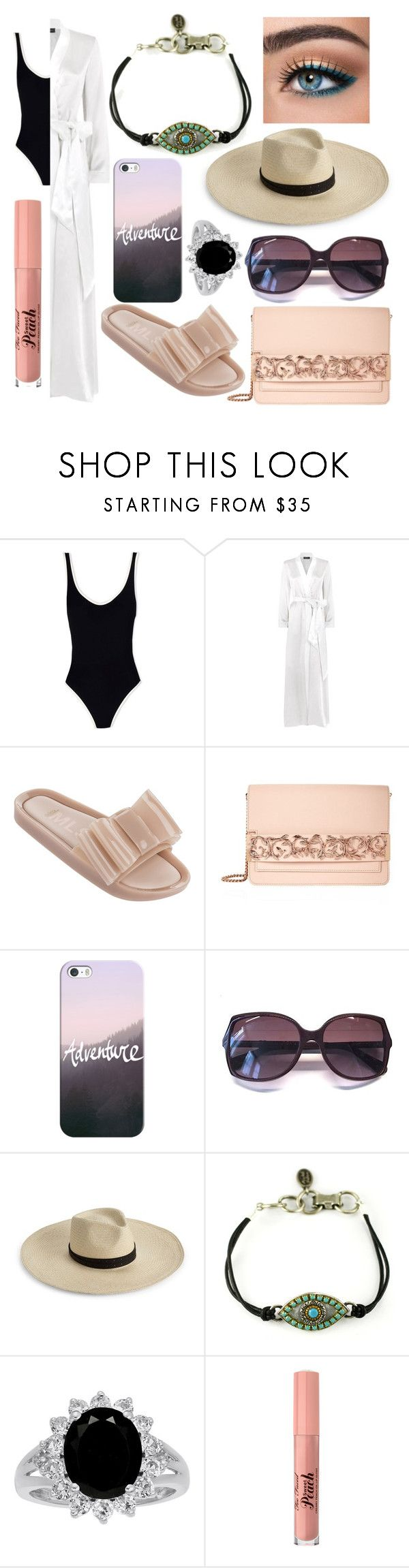 """""""Sin título #4289"""" by onedirection-h1n1l2z1 on Polyvore featuring Solid & Striped, Jenny Packham, Melissa, RALPH & RUSSO, Casetify, Chanel, rag & bone, men's fashion y menswear"""