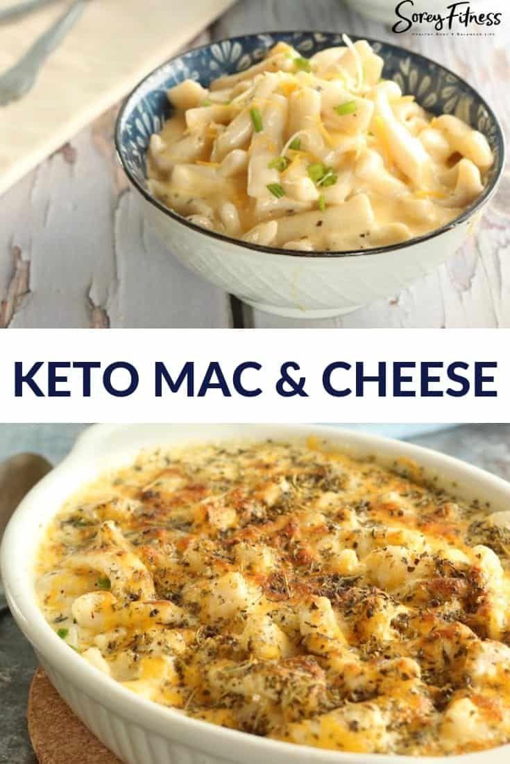 Low Carb Keto Mac And Cheese Recipe Keto Mac Cheese Food