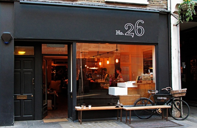 Tapped & Packed | 26 Rathbone Place, Fitzrovia, London