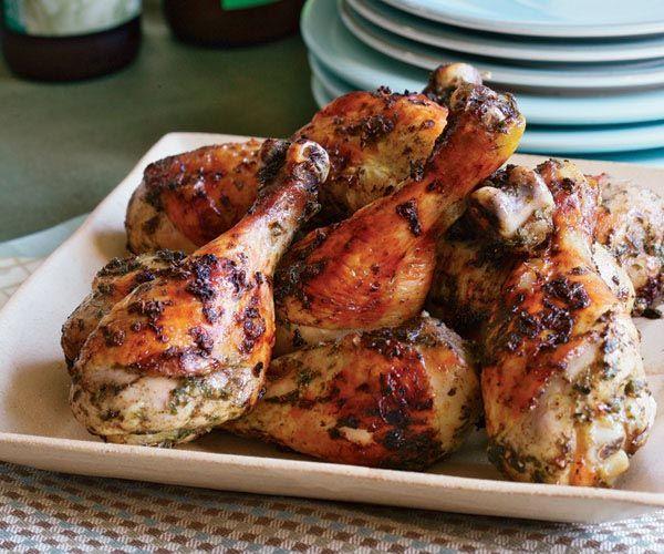Jerk Chicken Drumsticks Recipe
