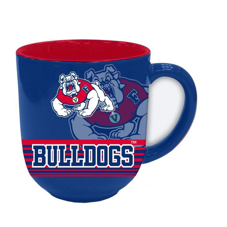 NCAA Reflect Mug - California State University, Fresno Bulldogs
