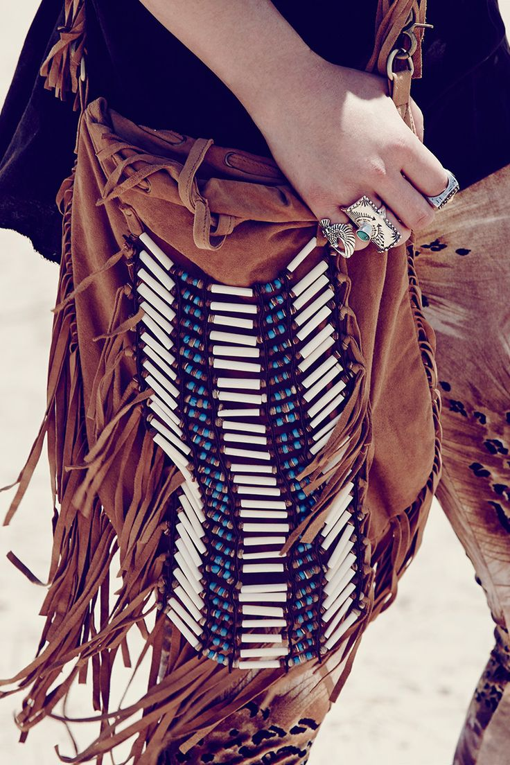 Hippie bohemian boho bag. For more followwww.pinterest.com/ninayayand stay positively #inspired