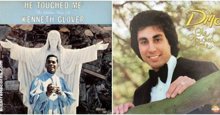 #retweet A Collection of 22 'He Touched Me'-Themed Album Covers http://stores.ebay.co.uk/Stamps-Vintage