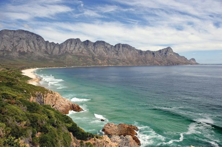 Kogel Bay on the Overberg Coastline of the Western Cape.