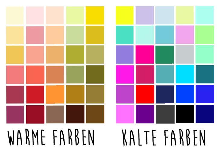 Wir verraten euch, welche Farben gut zusammenpassen und wem welche Töne stehen!