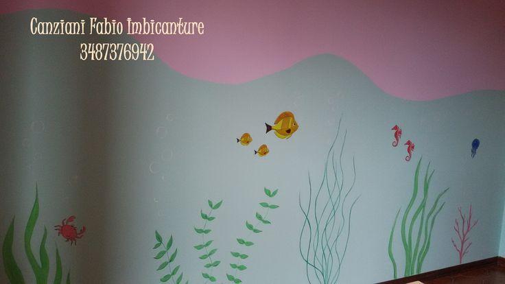 Stencils, murales finiture per valorizzare la vostra casa, ufficio, negozio, Canziani Fabio cell. 3487376942. Preventivi gratuiti.