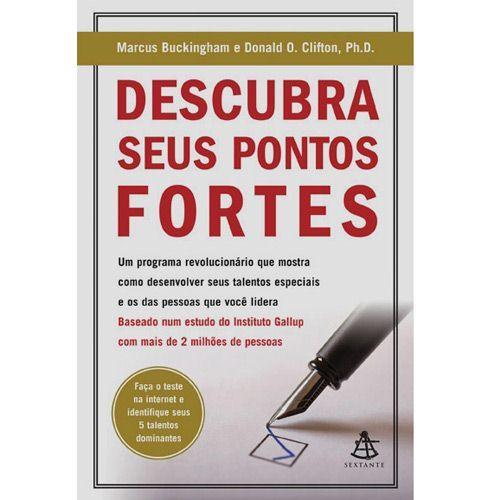 Livro - Descubra Seus Pontos Fortes