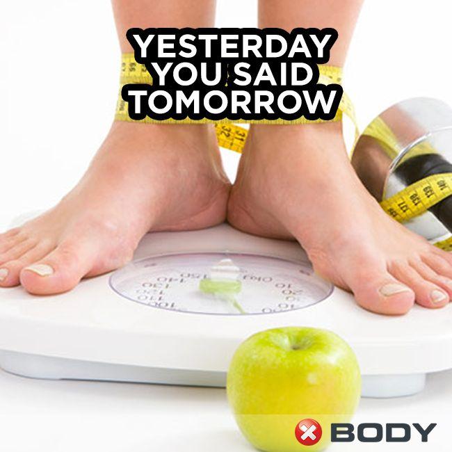 Bu Pazartesi de diyete başlamaya niyet edip bozdunuz mu? XBody'e gelin hayallerinizdeki vücuda sahip olun: 444 3 992