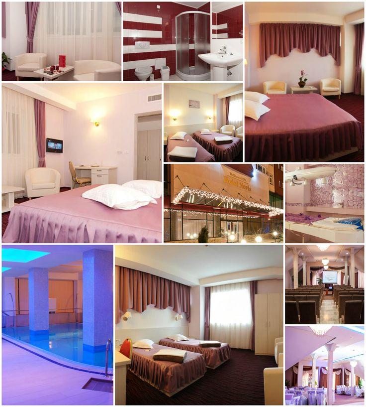 Situat la cinci minute de principalul centru expozitional din Oradea si la o foarte mica distanta de centrul orasului, Hotel Nevis este locatia ideala pentru cazare in Oradea. La Hotel Nevis beneficiati de un pachet complet de servicii.