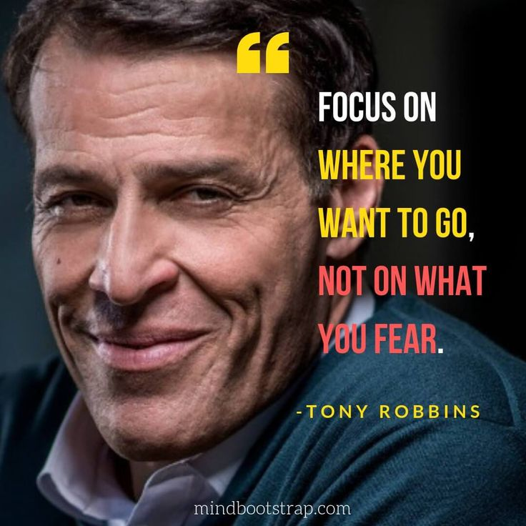 97+ Inspirational Tony Robbins Quotes on Success ...