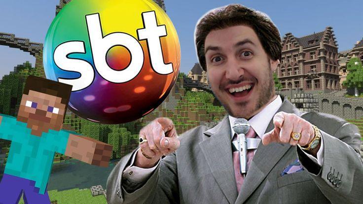 Eu vou ser o Silvio Santos do Minecraft / Overdose News