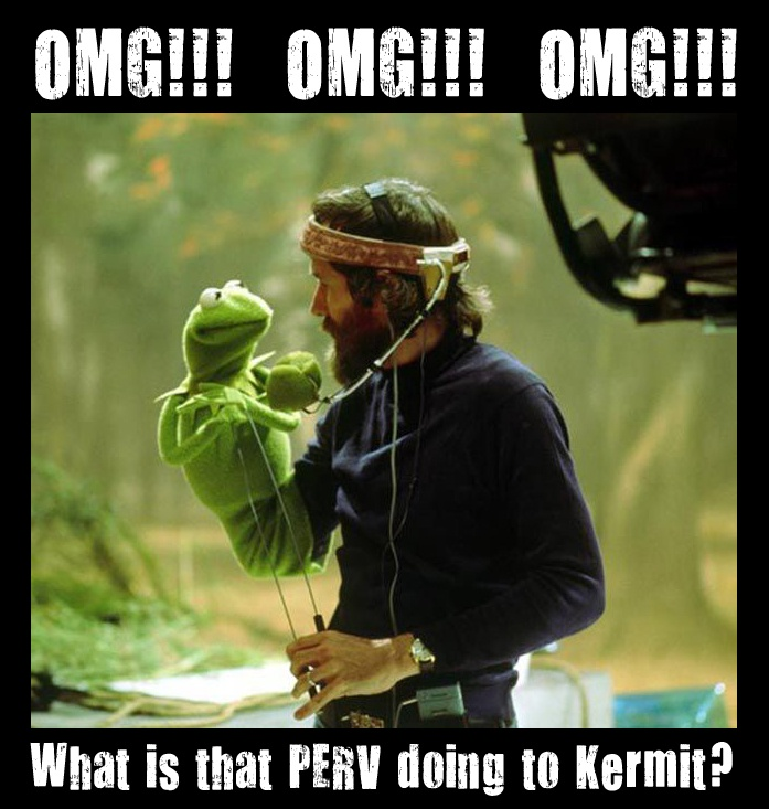 17 Best Images About Wisdom Of Jim Henson On Pinterest: 17 Best Images About Kermit. Green One. On Pinterest