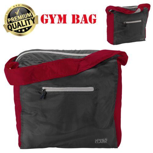 Unisex-bag-gym-bag-light-yoga-Tote-small-sport-bag-packing-bag-red-groceries-bag