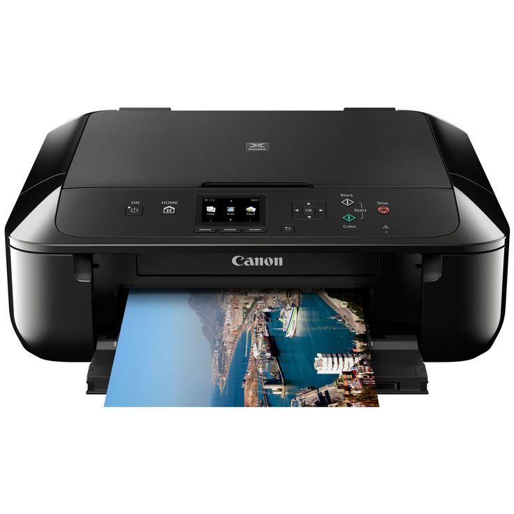 CANON - PIXMA MG5750 Noire - pas cher Achat / Vente Imprimante Jet d'encre - RueDuCommerce