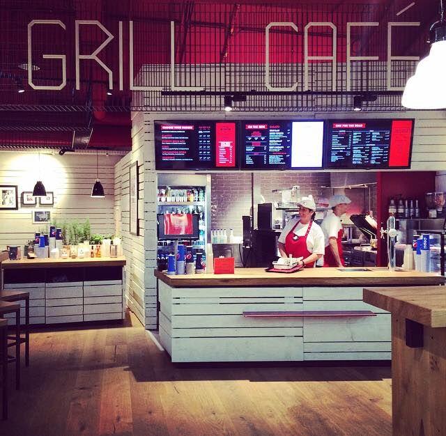 Grill Cafe Burger Bros am Hauptbahnhof Wien #viennaliciousempfiehlt