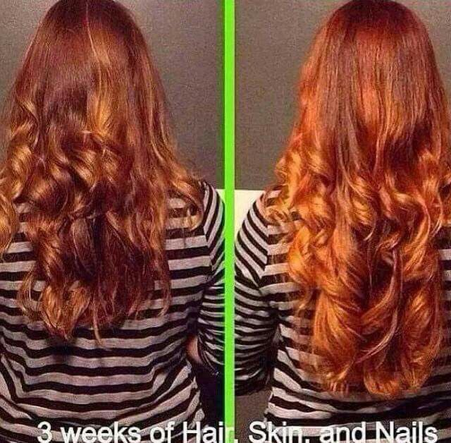 Hair skin nails! Nourish and strengthen you hair skin and nails.  While growing healthier and faster!! #ITWORKS #HSN #crazydeal #lovelonghair