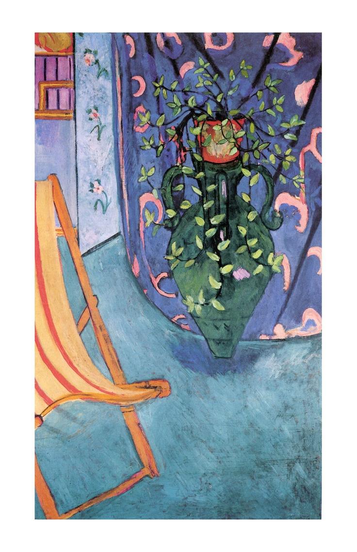 Henri Matisse Art Poster Corner of The Artist Studio 4 Sizes Available | eBay