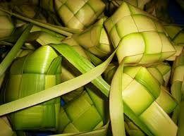 Tanawangko kampungku: Resep Ketupat Kuning Lezat ala orang Manado