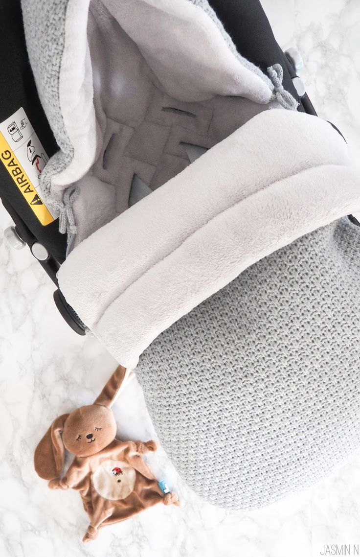 LITTLE THINGS WITH JASSY: WARM BAG FOR THE SAFETY SEAT |BABY'S ONLY