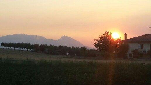 In prossimità di Benevento