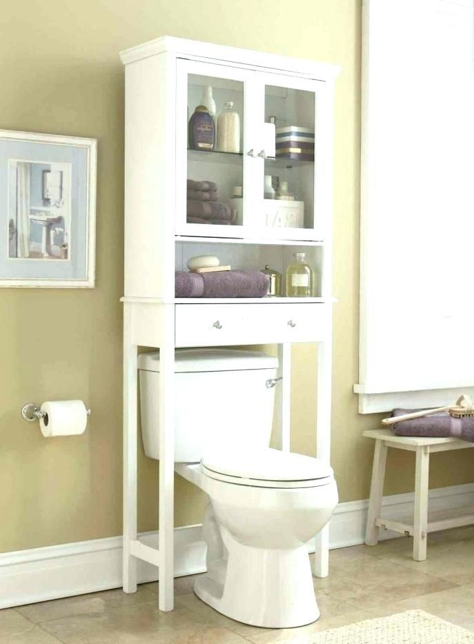 20+ Bathroom cabinet ideas above toilet ideas