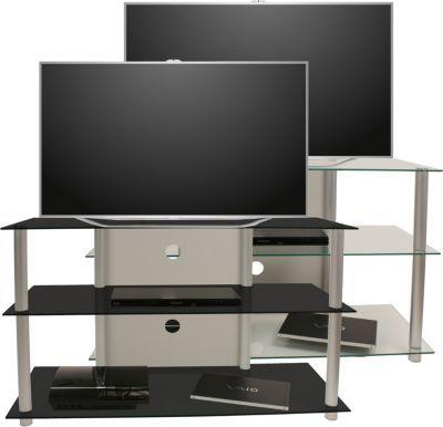 VCM TV-Rack Lowboard Konsole Fernsehtisch TV Möbel Bank Glastisch Tisch Schrank ´´Olopa XXL´´ Jetzt bestellen unter: https://moebel.ladendirekt.de/wohnzimmer/tv-hifi-moebel/tv-lowboards/?uid=854efa2f-e2cf-5e67-ae6d-cf70987e1fef&utm_source=pinterest&utm_medium=pin&utm_campaign=boards #tvlowboards #wohnzimmer #medienelektronik #tvhifimoebel