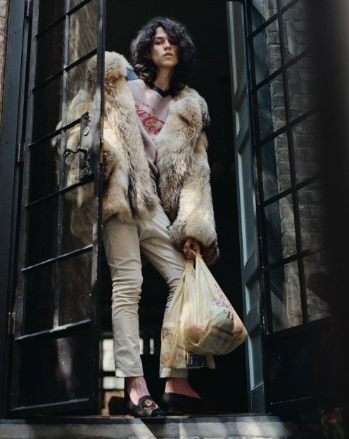 Another Man A/W11Shot by Jack Pierson, styled by Bryan McMahon