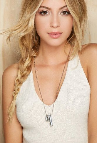 Half United The Classic Necklace | Forever 21 - 1000174186