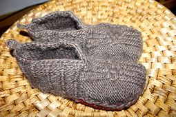 Ravelry: daisyfaye's Japanese House Slippers