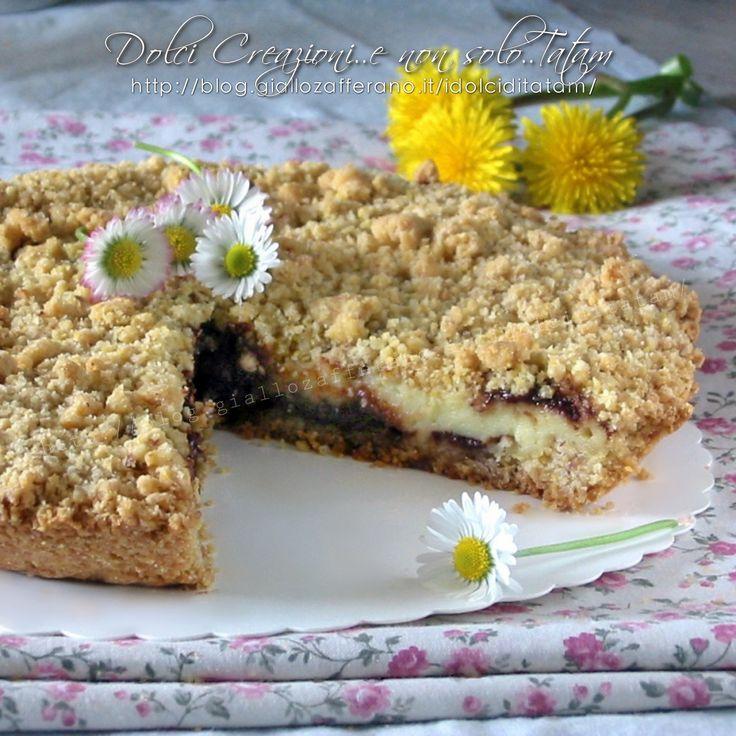 La Torta sbrisolona crema e nutella, è un golosissimo dolce, caratterizzato da un guscio friabile e croccante e da un ricco ripieno, morbido e cremoso ...