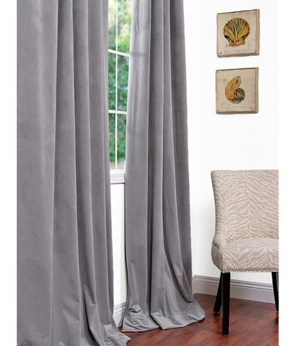 Curtains Ideas best curtain stores : 17 best ideas about Grey Velvet Curtains on Pinterest | Colorful ...