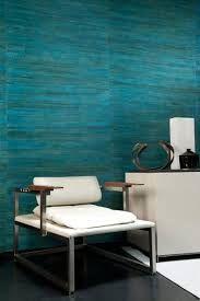 blauw behangpapier