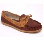 Ladies Boat Shoes