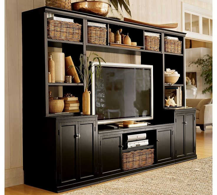 Best 25 media center ideas on pinterest tv stand ideas Design your own tv room