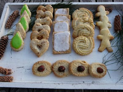 Des petits gâteaux de Noël danois et alsaciens | Ondinecheznanou.blogspot.com