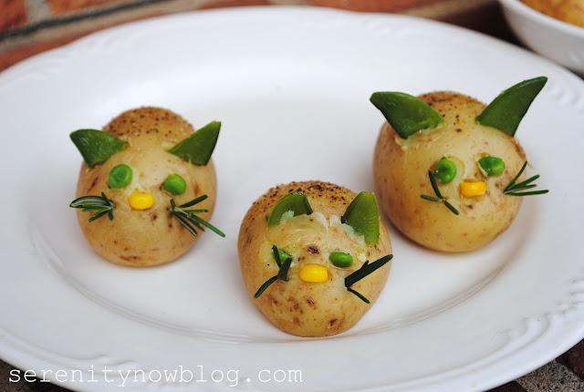 fun idea for a kids supper