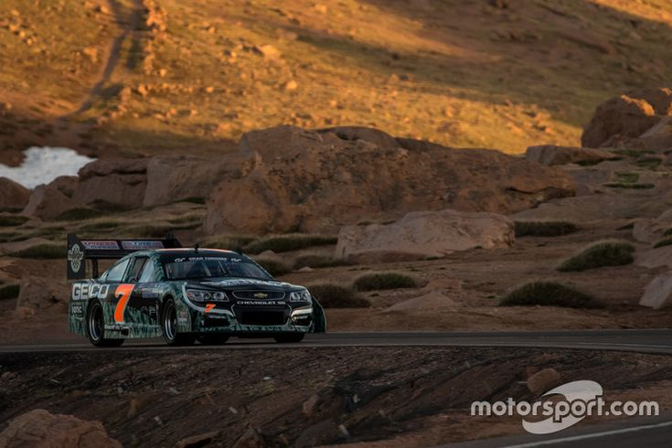 Huge Congrats to the Layne Schranz racing team on an awesome run up Pikes Peak this year! That beast of a Chevy SS was flying thru the clouds!