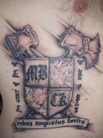 Family Crest Tattoos - Tattoo images gallery, tattoos pictures, designs and photos